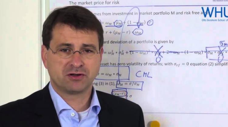 Explain Capital Asset Pricing Model in Detail