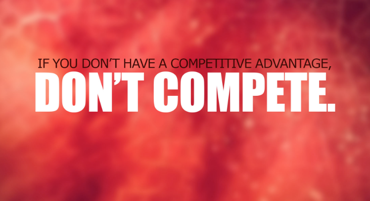 How to get Competitive Advantage Over Competitors