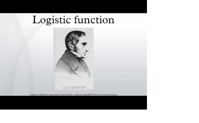 Explain the Major Logistic Function in Detail