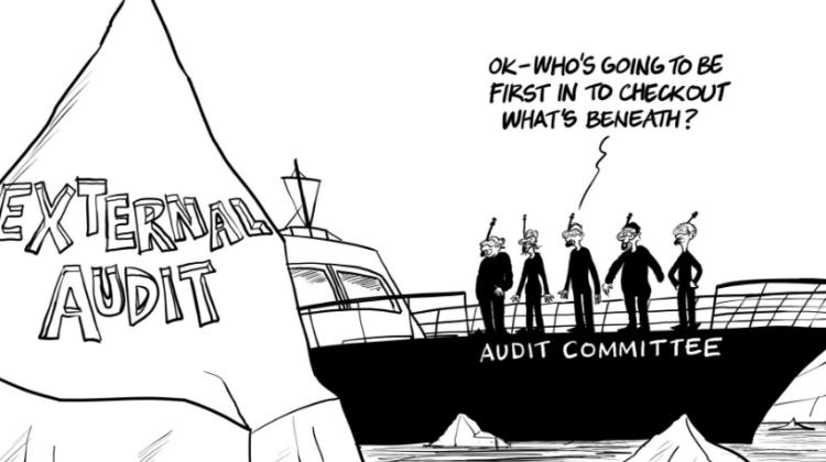 Process of Conducting an External Audit