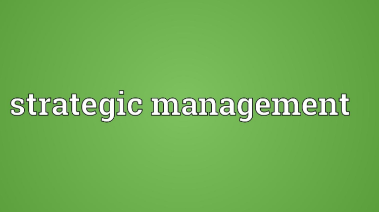 8 Important Strategic Management Key Terms