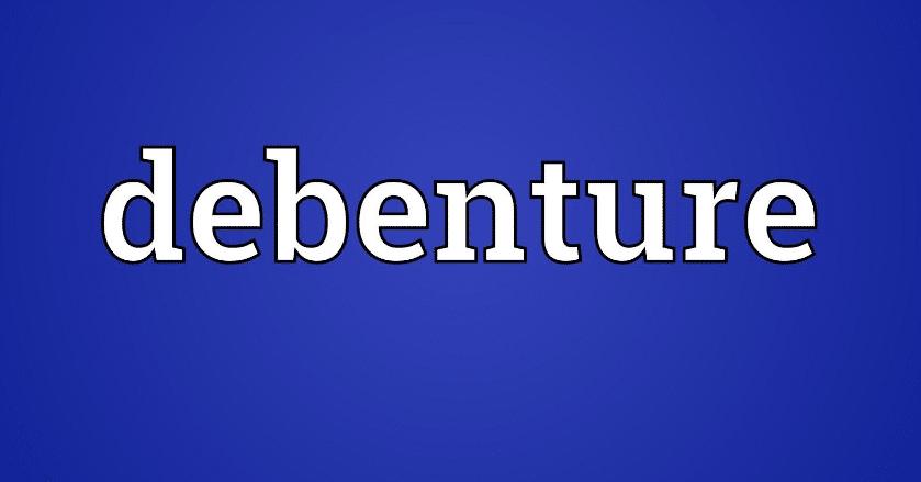 debentures definition