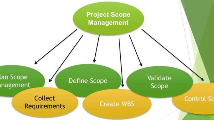Steps to Project Scope Management Process