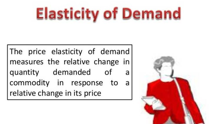 The Elasticity of Demand | Definition & Formula