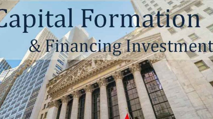Capital Formation Definition | Components & Importance