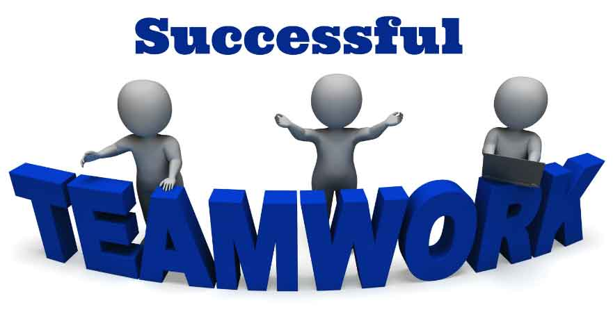 teamwork is the key to success essay Here are six ways that teamwork benefits you in the workplace  open  communication is key when working on a team and produces effective  without  trust, a team crumbles and cannot succeed on assigned projects.