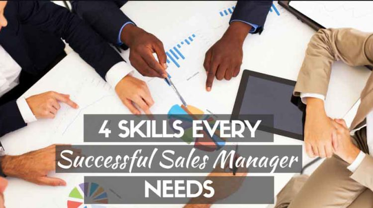Qualities of Sales Manager | How to Choose the Right Sales Manager