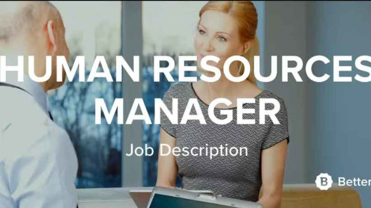 Human Resource Managers (HR Managers) Jobs & Responsibilities
