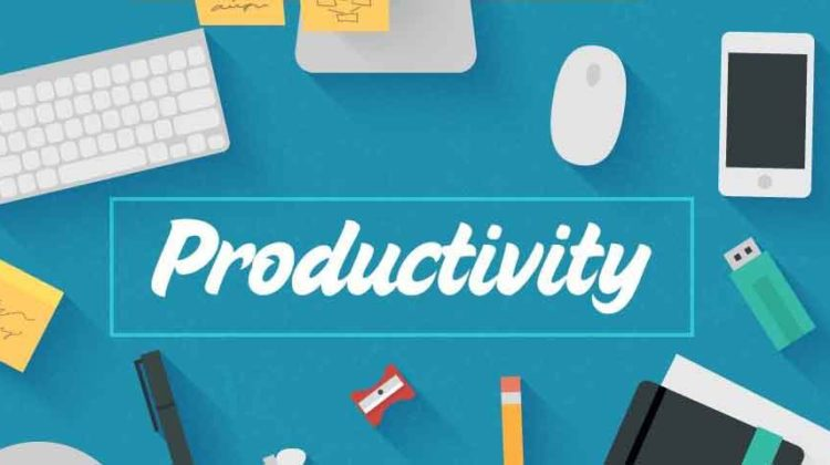 Relationship between Productivity and working hours