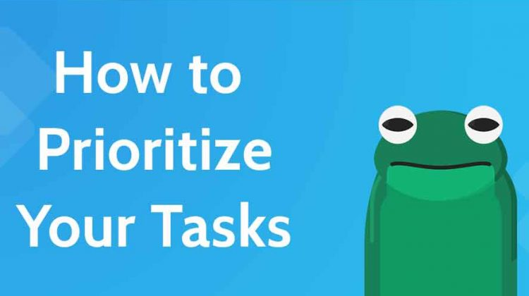 How to Perfectly Prioritize the tasks of your Project