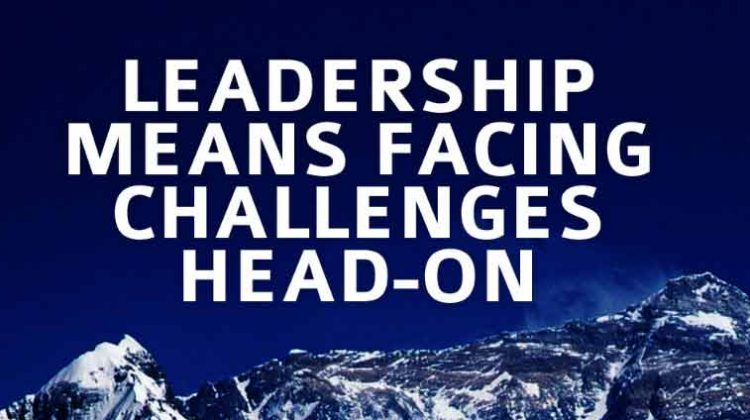 8 – New Year Leadership Challenges to Boost Your Business in 2018
