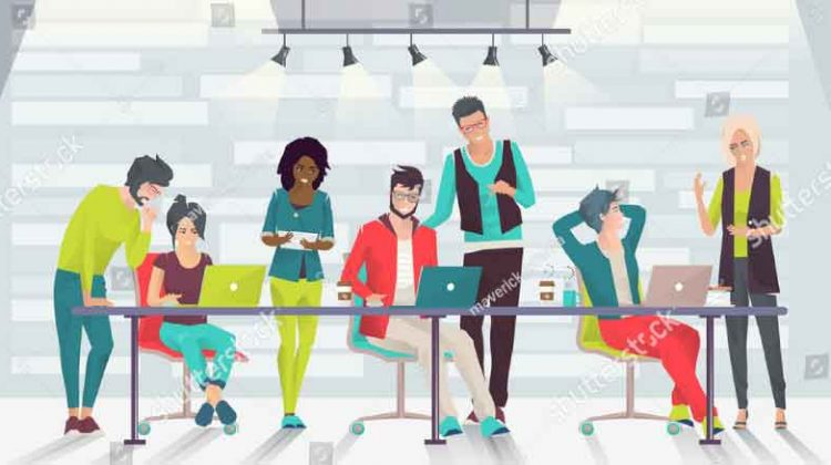 Animation Styles | Animate a team Meeting with Style!