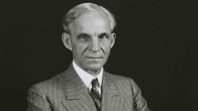 Henri Ford – The Father of Lean Management